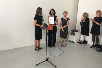 ZCAA 2018 an Anna Vogel